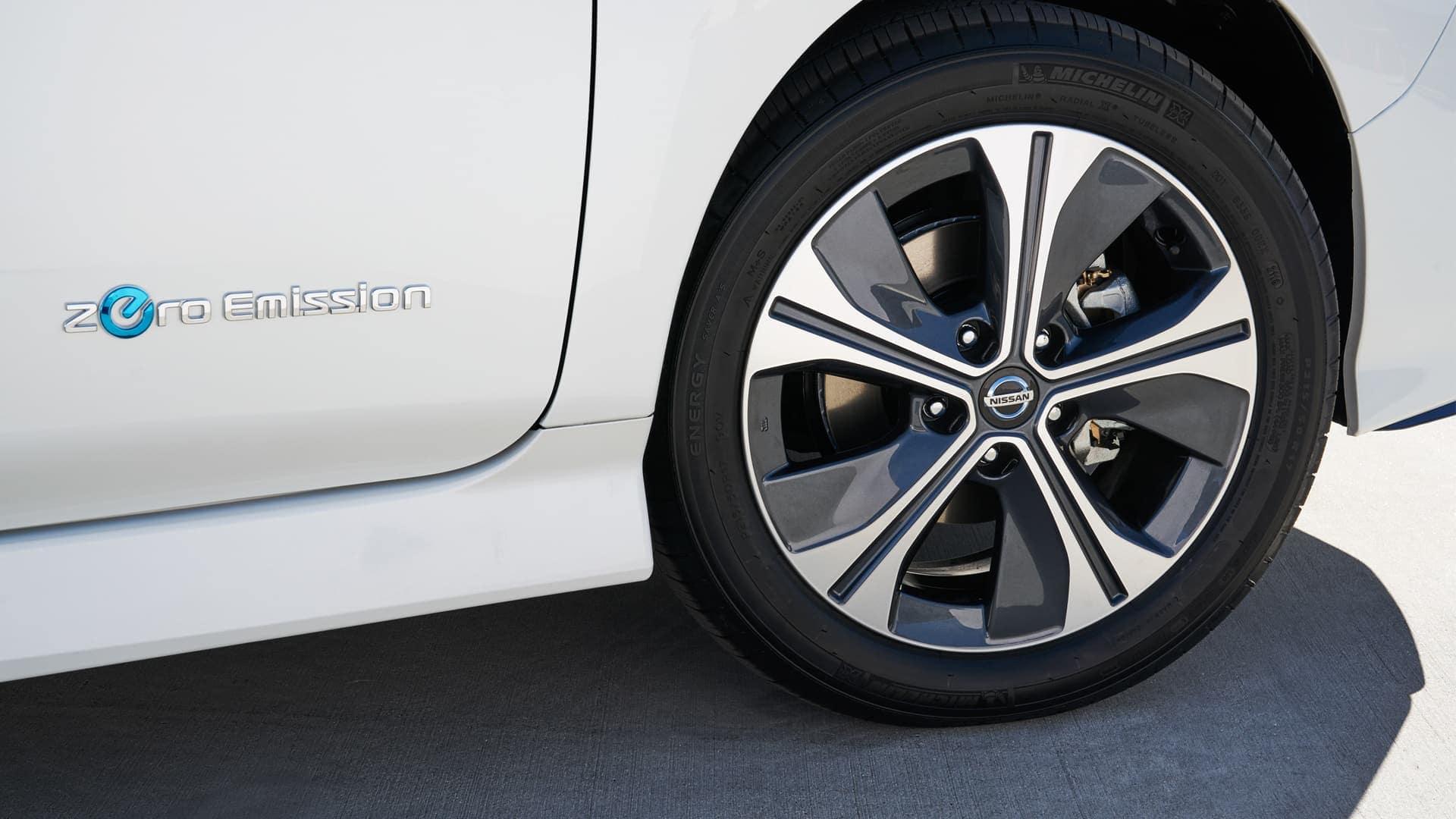 2019 Nissan Leaf Wheels