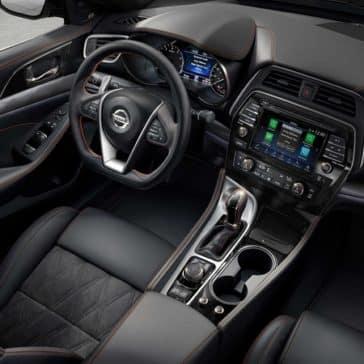 2020 Nissan Maxima Interior