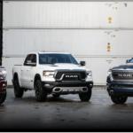 Ram Trucks Lineup