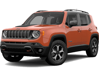2019 Jeep Renegade model