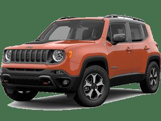 2019 Jeep Renegade model