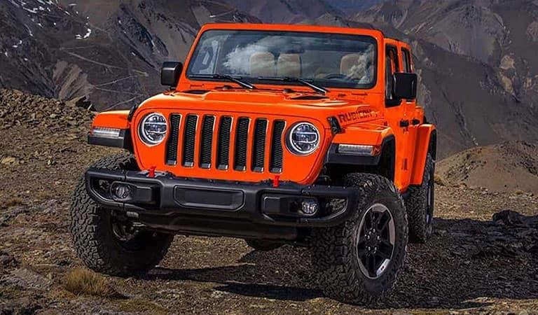 2019 Jeep Wrangler Utah