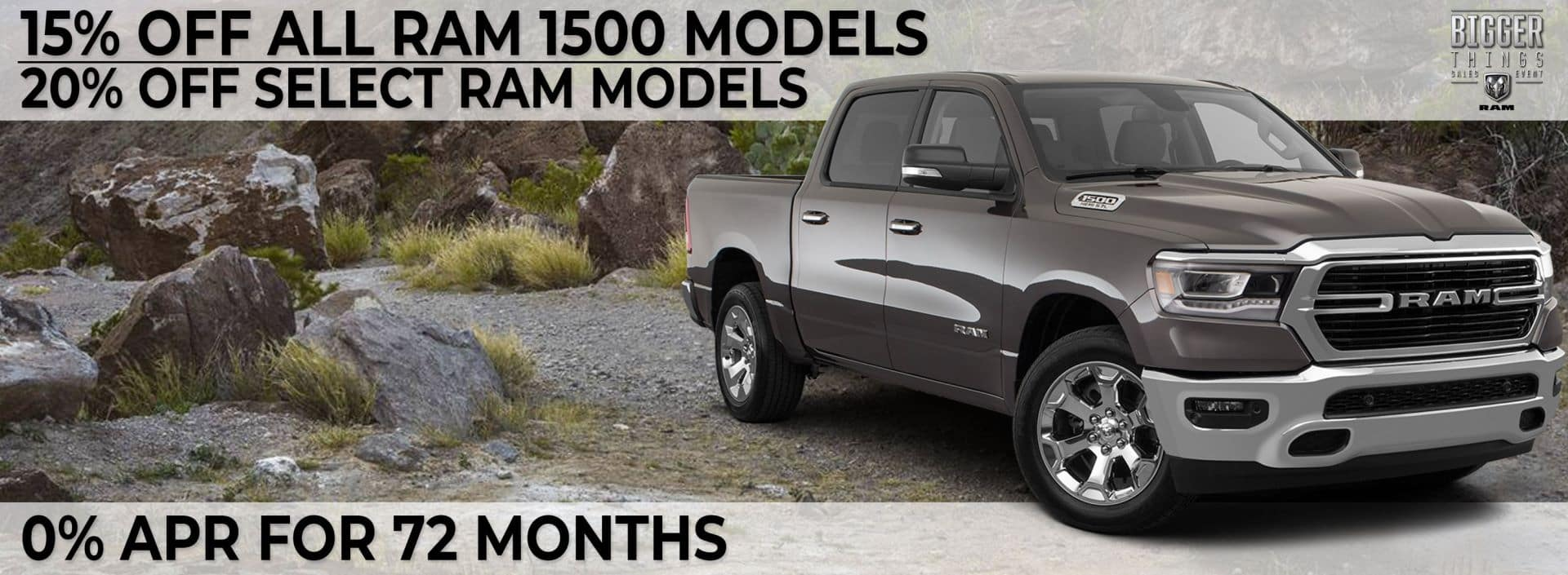 15-20% OFF RAM 1500s At Salt Lake Valley CDJR
