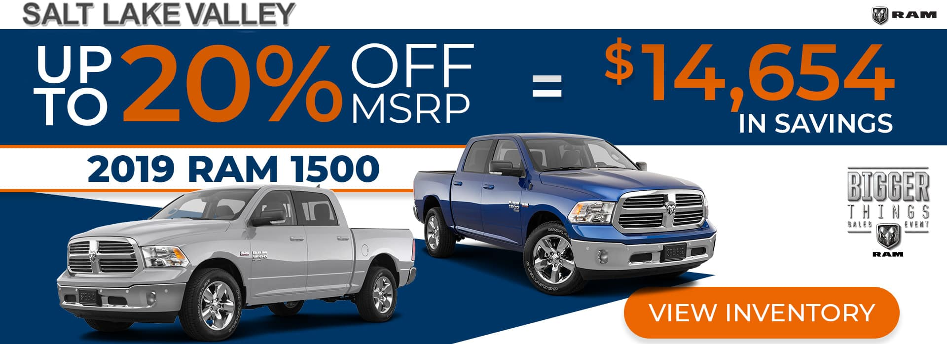 4th of July Sales Event on Ram 1500 Classic
