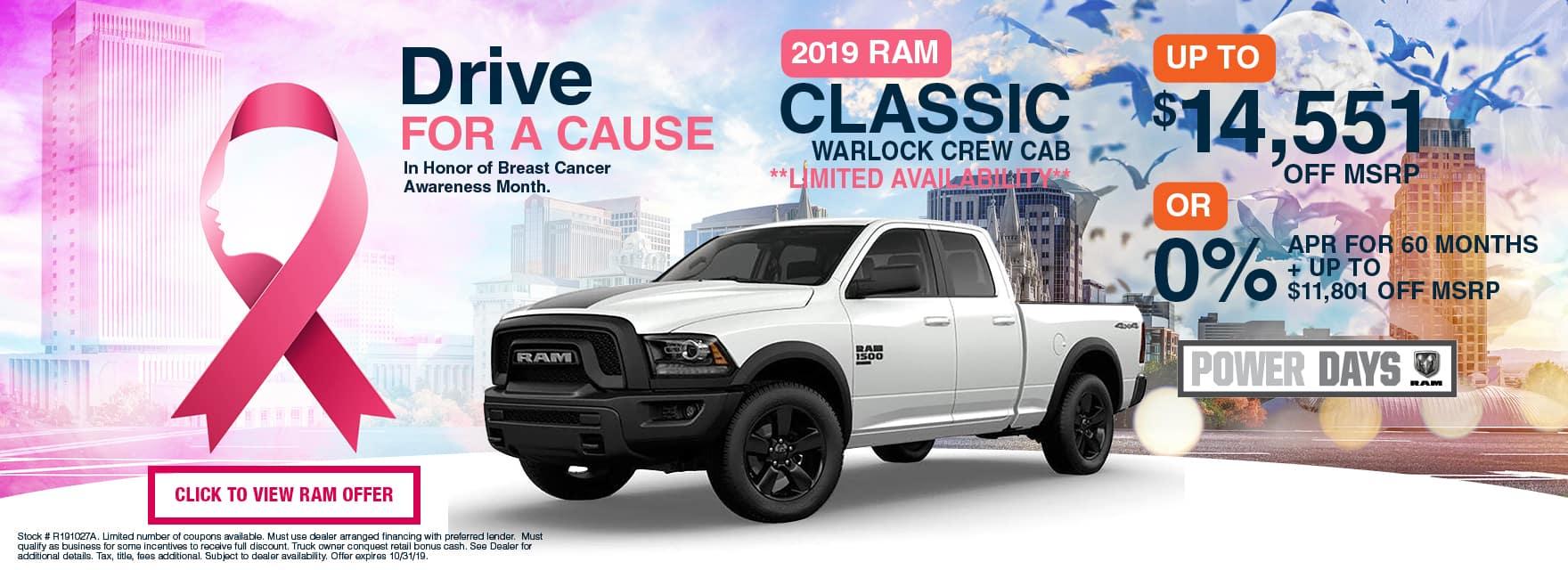 RAM CLASSIC
