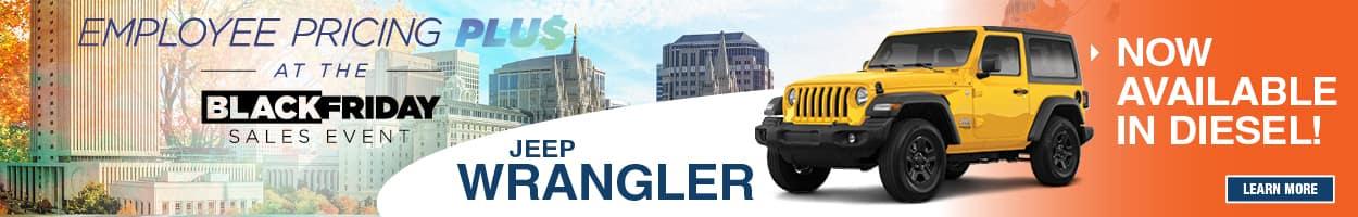 Jeep Wrangler Eco Diesel