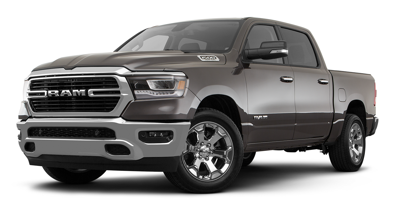 2019 Ram 1500 Big Horn Crew Cab Lease