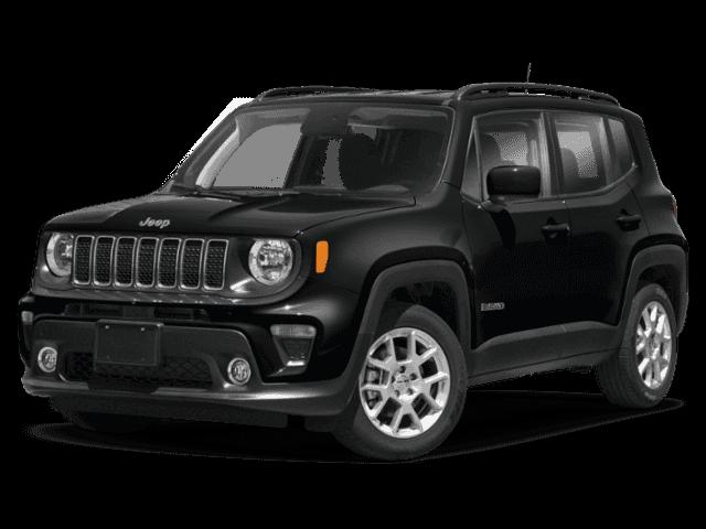 2019 Jeep Renegade Latitude 4x4