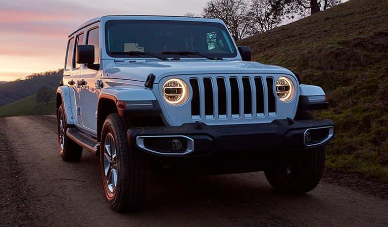 New 2020 Jeep Wrangler Salt Lake City Utah