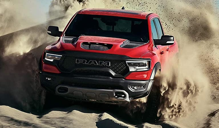 New 2021 Ram 1500 TRX Salt Lake City Utah