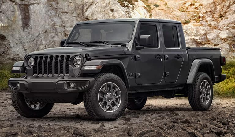 New 2021 Jeep Gladiator Salt Lake City UT