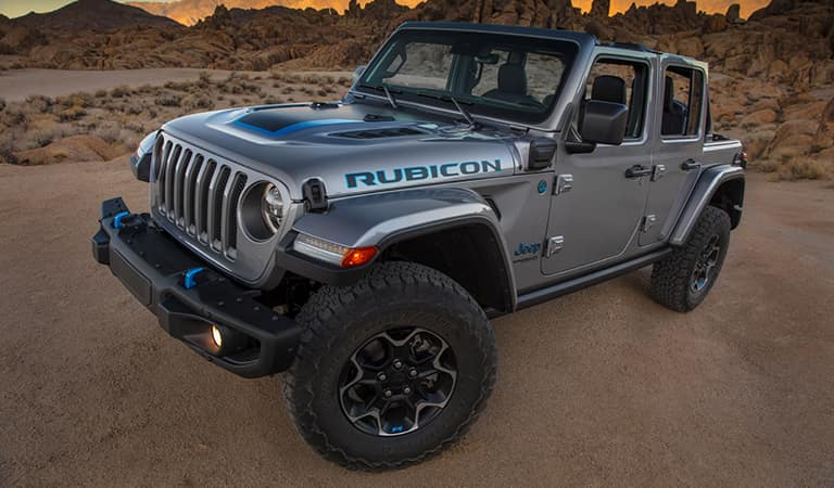 New 2021 Jeep Wrangler Salt Lake City Utah