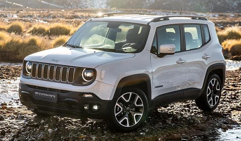 New 2021 Jeep Renegade Salt Lake City UT
