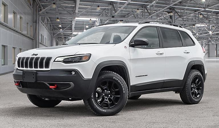 New 2021 Jeep Cherokee Salt Lake City UT