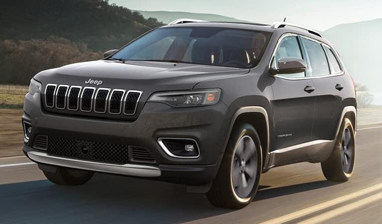 New 2021 Jeep Cherokee Salt Lake City Utah