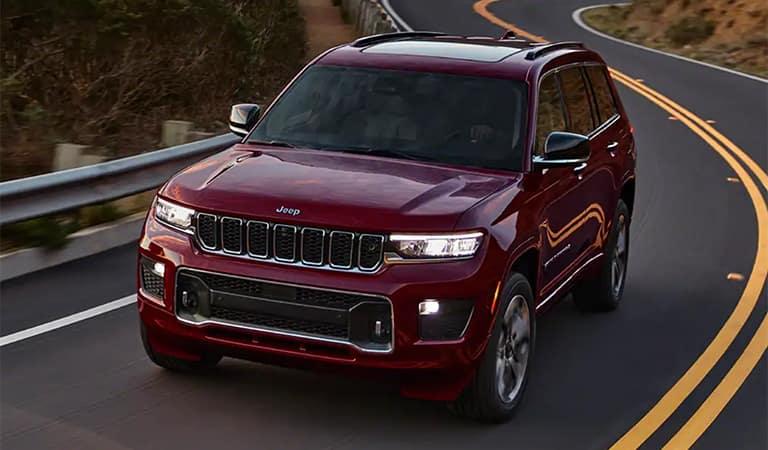 New Jeep Grand Cherokee L