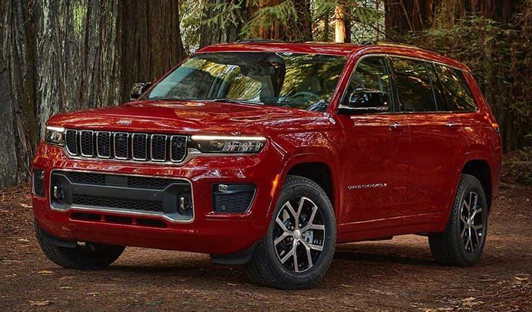 2021 Jeep Grand Cherokee L Salt Lake City UT