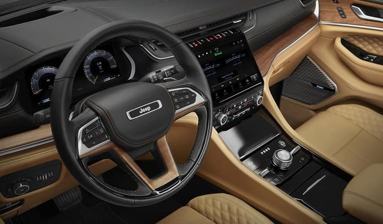 New 2021 Jeep Grand Cherokee L Salt Lake City Utah