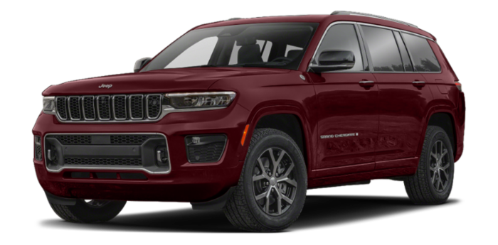 New 2021 Jeep Grand Cherokee L Salt Lake Valley CDJR