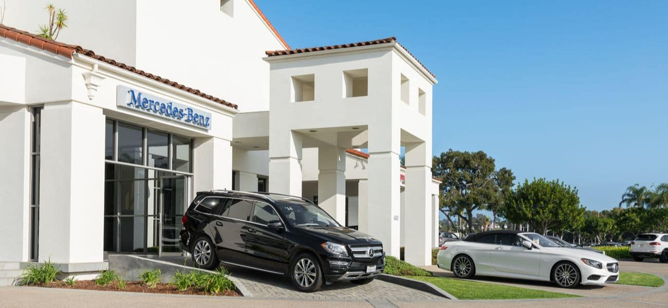 Mercedes Benz Dealership >> Mercedes Benz Dealer Serving Santa Barbara Goleta And