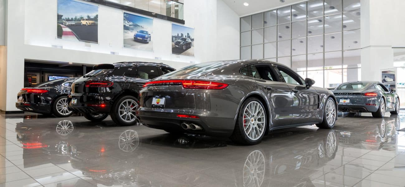 Porsche about 5