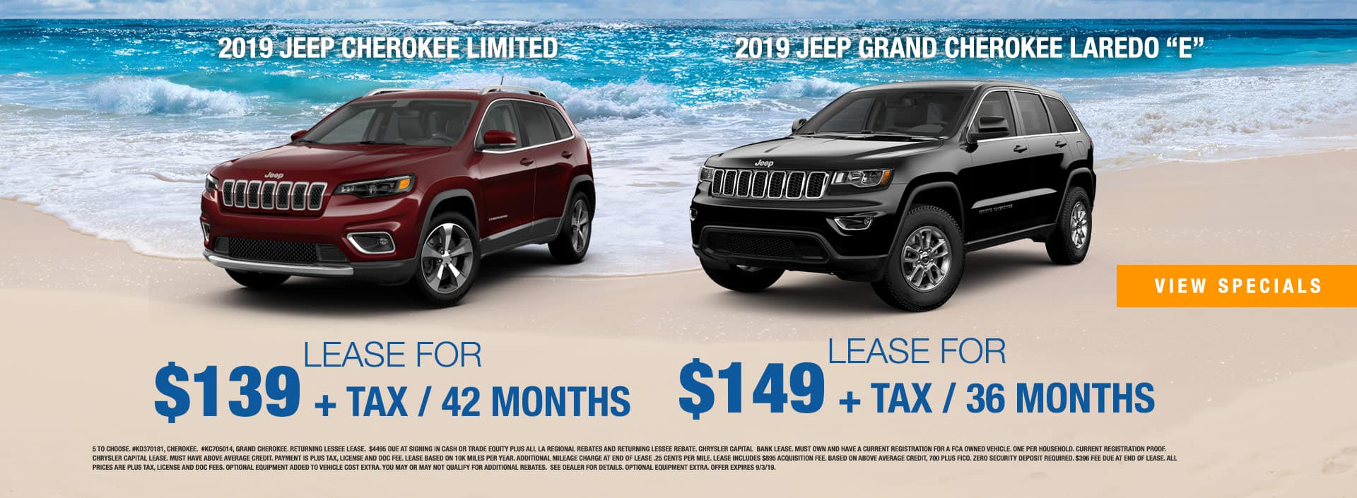Jeep Dealers Near Me >> Scott Robinson Chrysler Dodge Jeep Ram Jeep Dealership Near Me