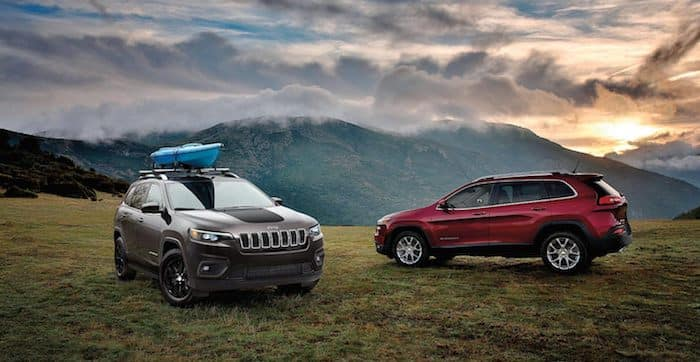 2020 Jeep Cherokee Lease Deals Torrance Jeep Dealer