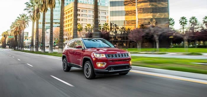 2021 Jeep Compass in Torrance