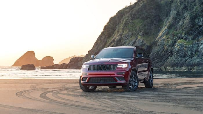 2021 Jeep Grand Cherokee in Torrance