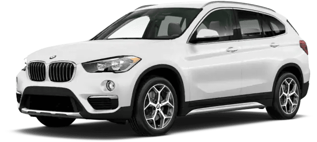 2019 BMW X1 Alpine White