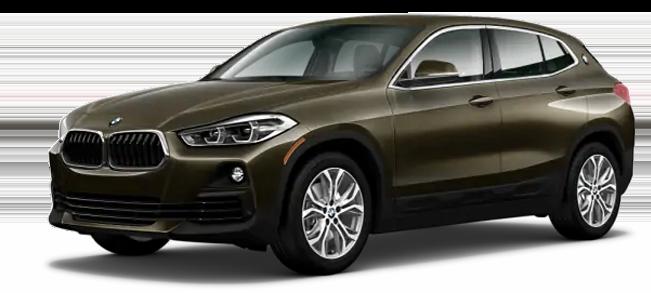2019 BMW X2 Dark Olive Metallic