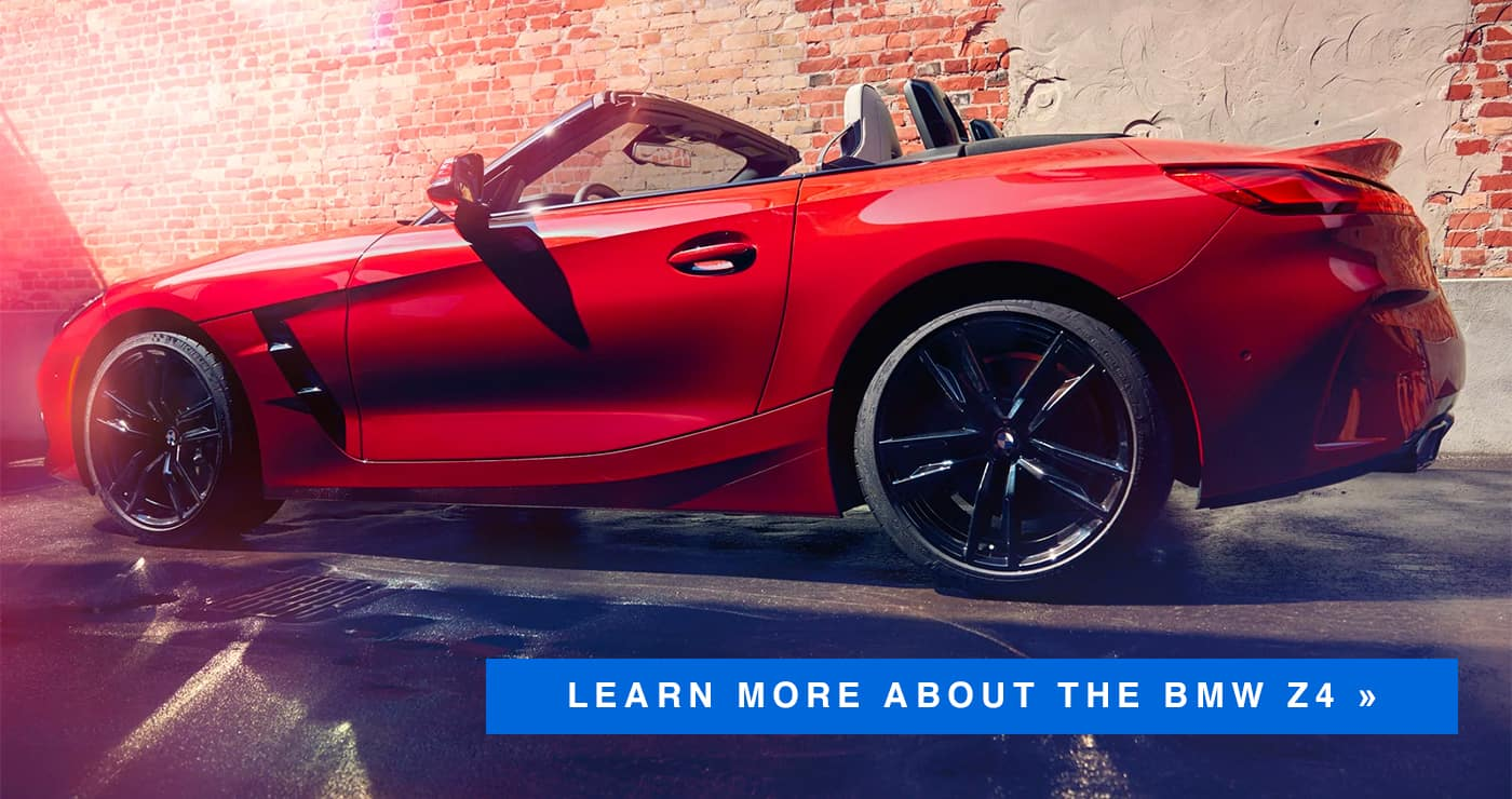 Learn More about the BMW Z4
