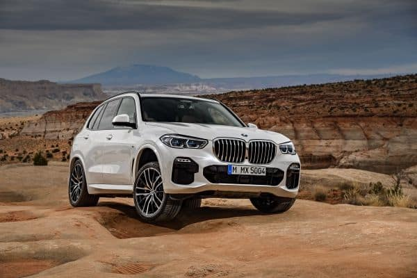 2019 BMW X5 Exterior Styling
