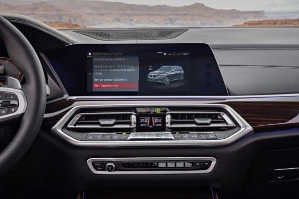 2019 BMW X5 Technology Features