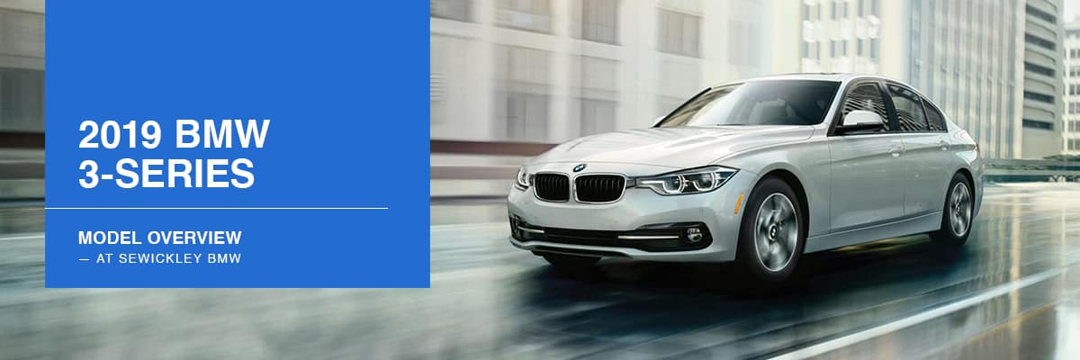 2019 BMW 3 Series Model Overview at Sewickley BMW