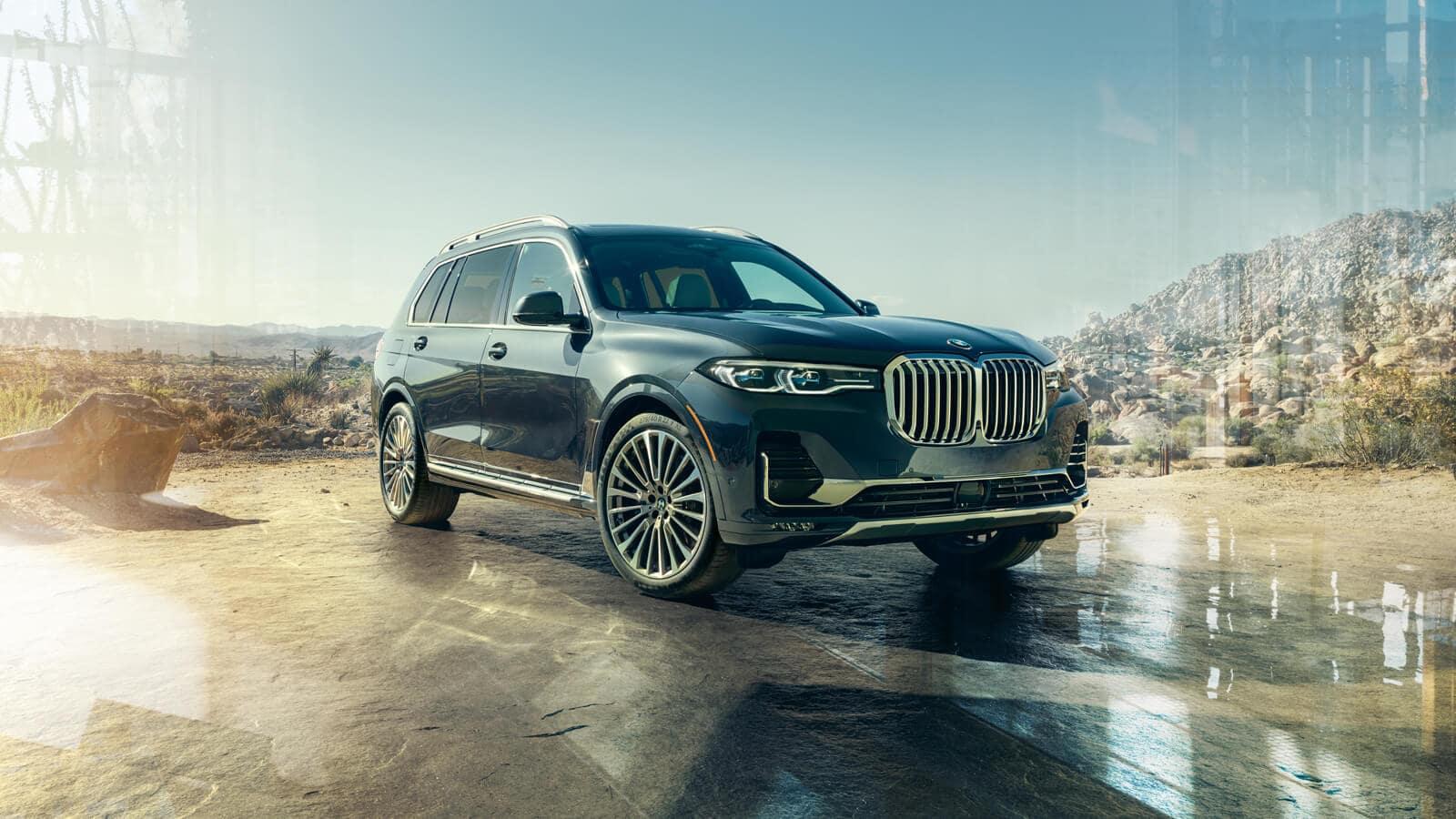 2019 BMW X7 Styling