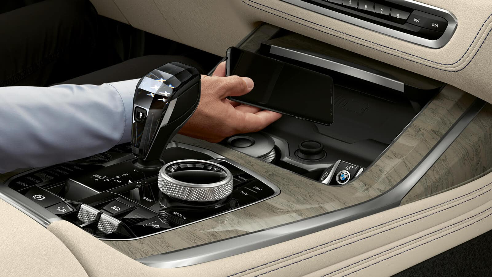 2020 BMW X7 Technology Features