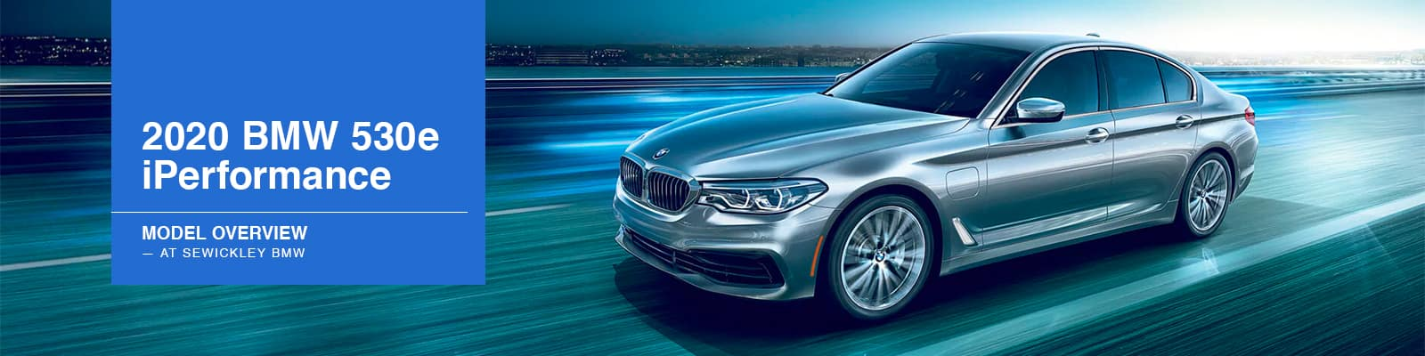 2020 Bmw 530e Iperformance Review Specs Price Sewickley Bmw