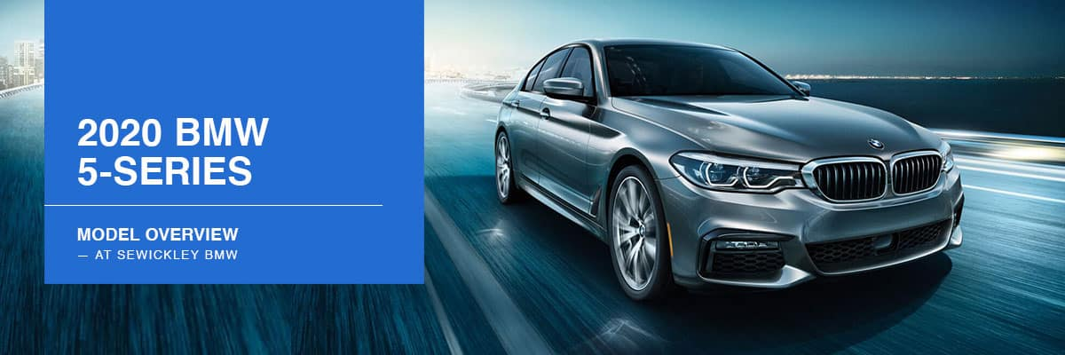 2020 BMW 5 Series Model Overview at Sewickley BMW