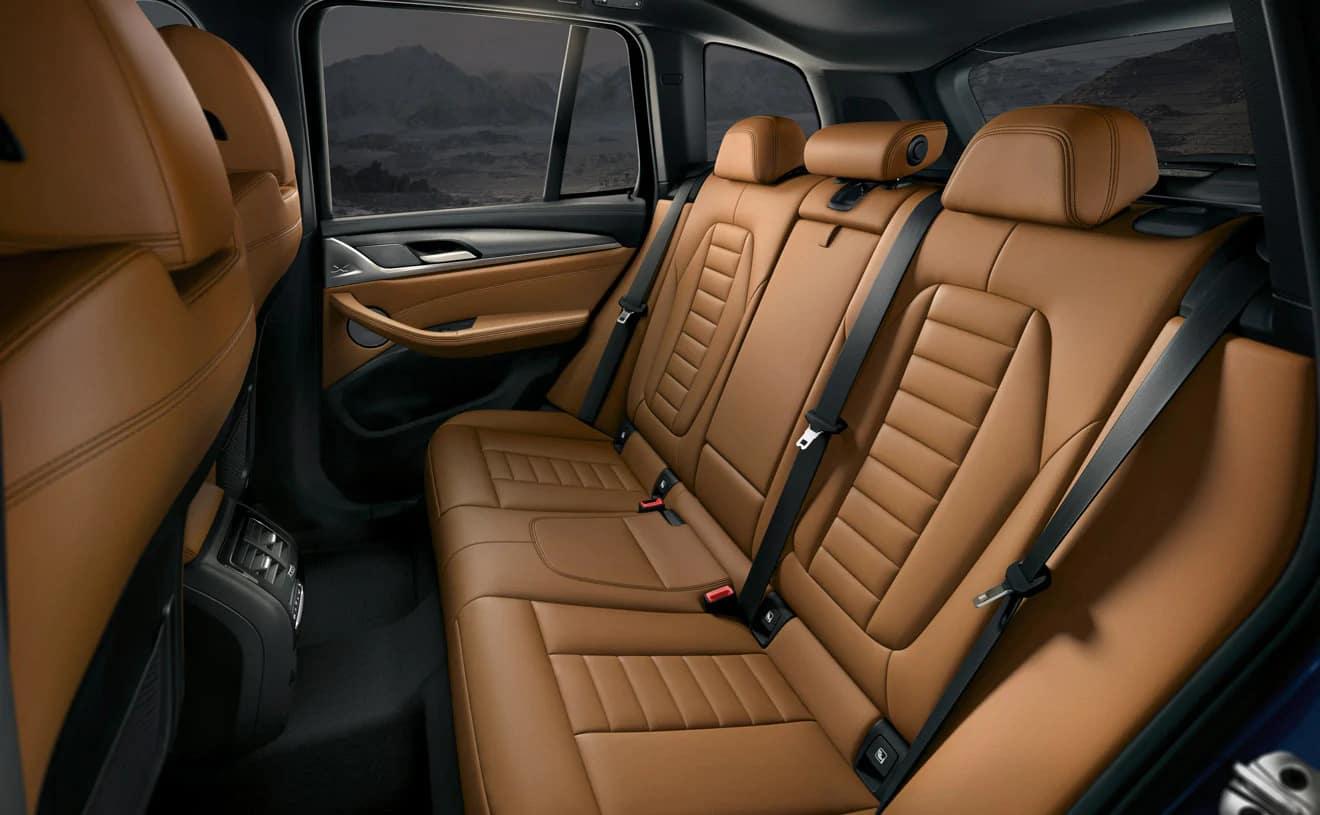 BMW X3 Cargo Capacity