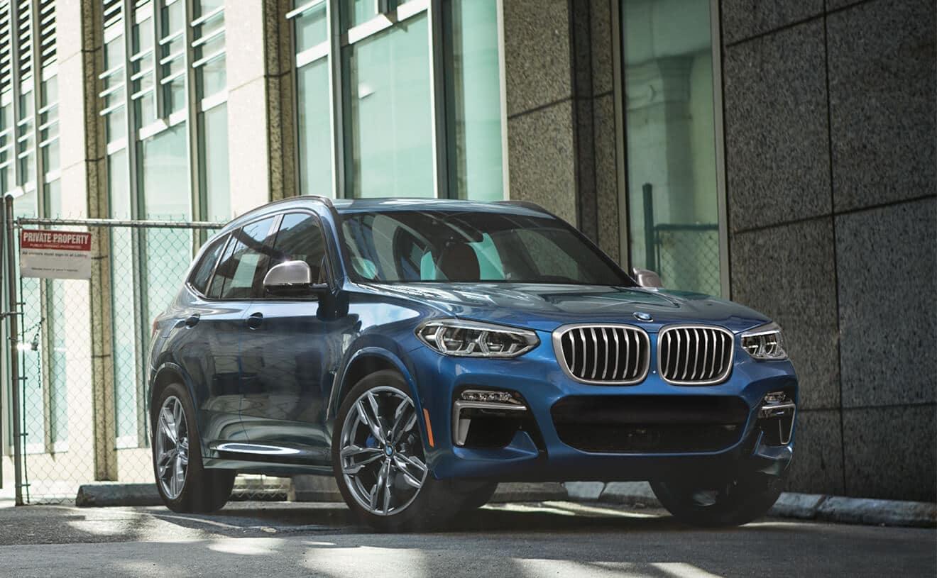 BMW X3 Performance