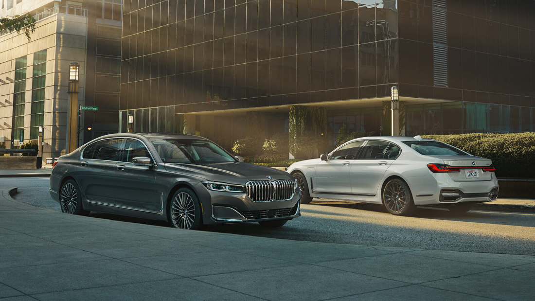 2020 BMW 7 Series Styling
