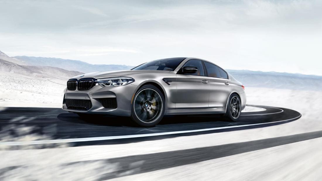 BMW M5 Styling