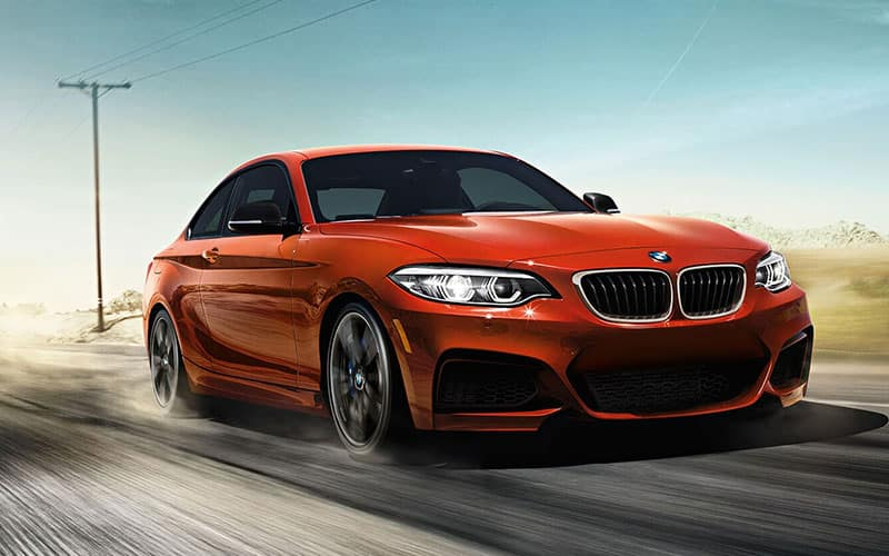 BMW 2 Series Coupe Exterior