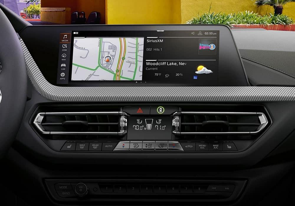 BMW 2 Series Display Screen