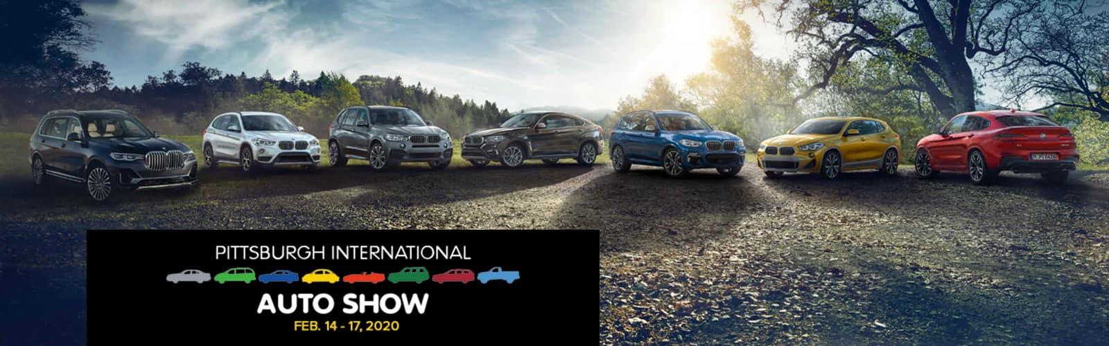 Auto Show Bonus Cash - Sewickley BMW