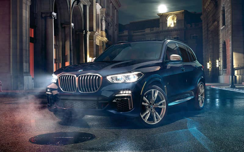 2021 BMW X5 Exterior Styling