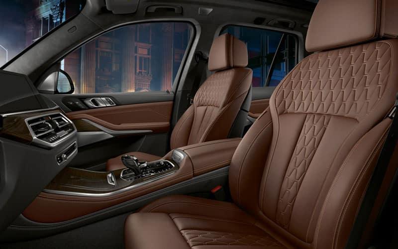 2021 BMW X5 Interior