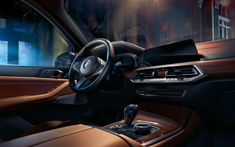 2021 BMW X5 Technology Features
