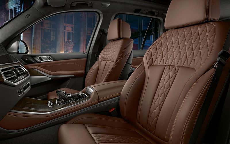 BMW X5 xDrive45e Interior